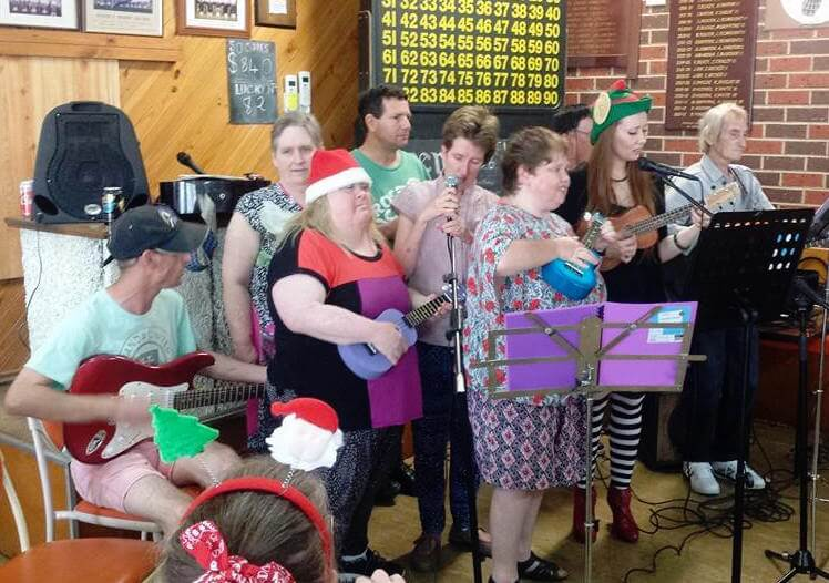 Amicus Bendigo Christmas Choir