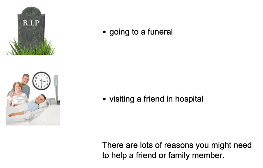 What you need to know about helping a friend or family member